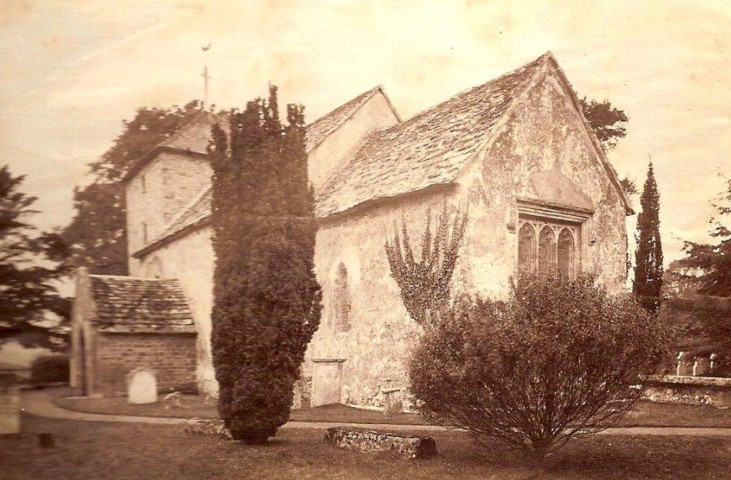 Church in 1897